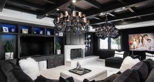 Black And White Living Rooms Design Ideas | The Perfect Room
