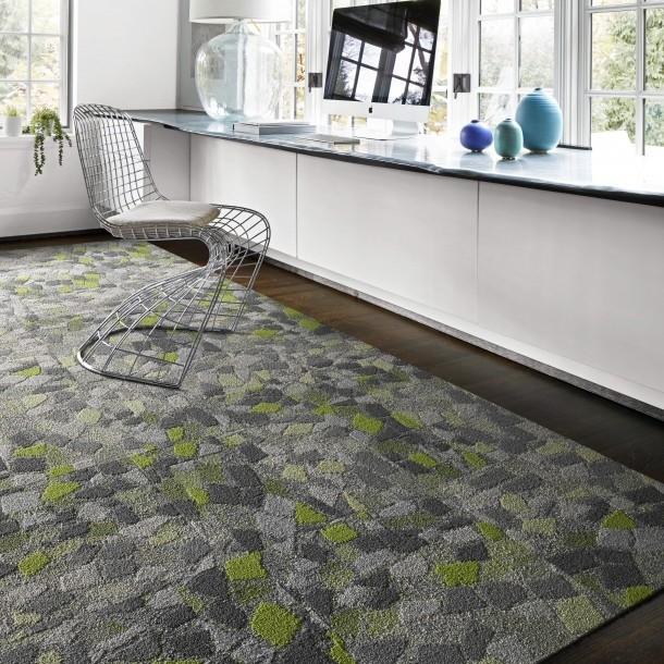 Stone Course | FLOR Carpet Tiles