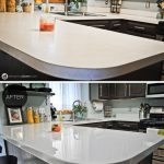 Countertop for the kitchen