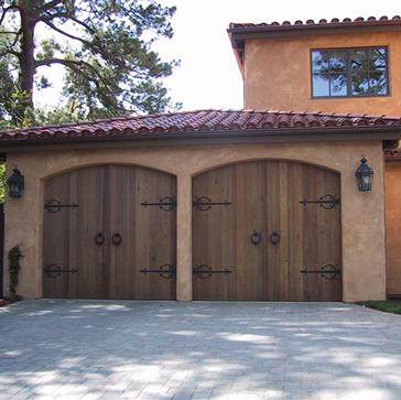 Custom Wood Garage Doors | Phoenix, AZ| 602-677-5510
