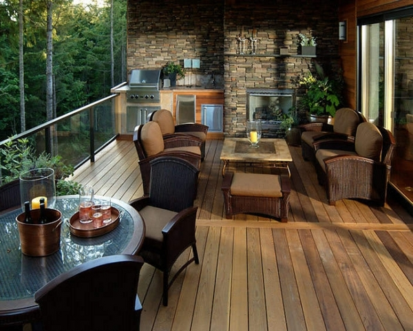 110 patio design ideas, roof balconies and small balconies decor