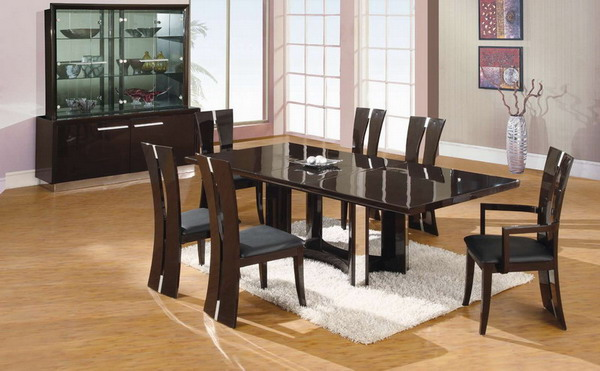 Designer Dining Room Table For Good Modern Pertaining To Designs