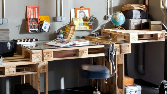 Furniture made of wood pallets euro-yourself ideas for home and