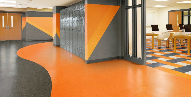 Commercial Linoleum Flooring | Armstrong Flooring Commercial