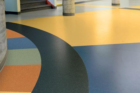 Linoleum Flooring | Rolls, Sheet, Floor Tile | Forbo Marmoleum Squares