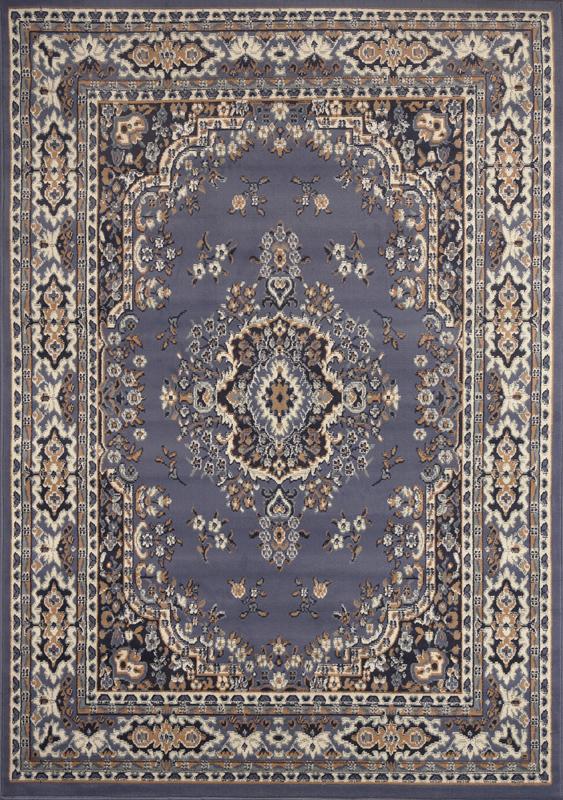 Flooring oriental rug