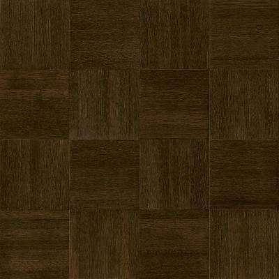 Parquet - Dark - Solid Hardwood - Hardwood Flooring - The Home Depot