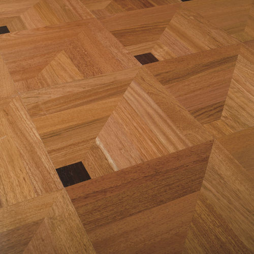 Laminated Wooden Floor Tiles, Thickness: 5-10 Mm, Size (In Cm): 60