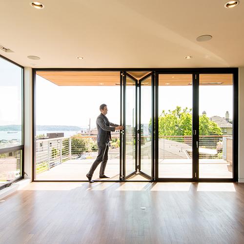 Folding Doors - Bifold Doors - Interior & Exterior | LaCantina Doors