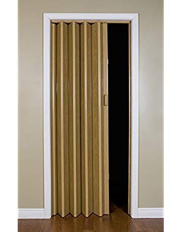 Install a folding door