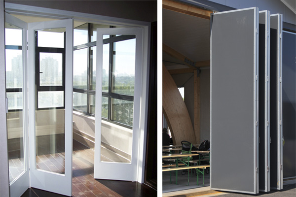 Folding doors- transform according to your need - Helaform Ltd