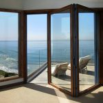 Folding doors – a way to save space