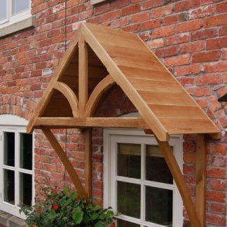 Front Door Canopies Archives - Shropshire Door Canopies