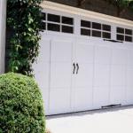 Correct garage door