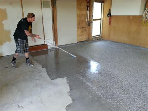 Grey Garage Floor Paint : Acvap Homes - Garage Floor Paint Ideas