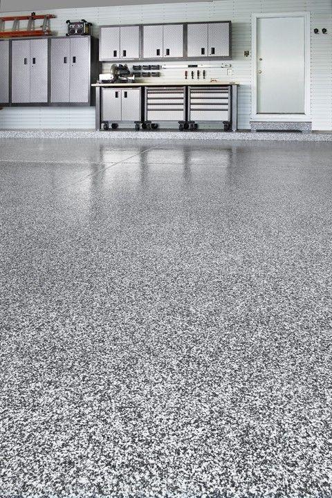 Best Garage Floors Ideas u2013 Let's Look at Your Options #Garage Floors