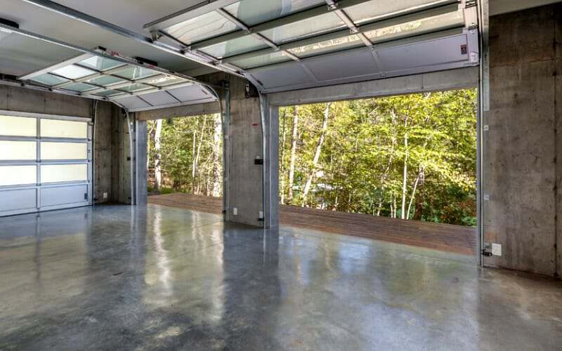 The Facts about Polished Concrete Garage Floors | All Garage Floors