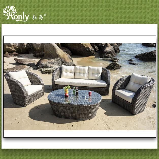 Garden Furniture Made Of Polyrattan 1