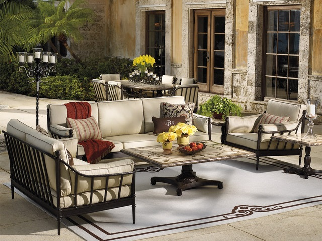 Furniture Trends - Outdoor Sofas are Pretty Hot Now - Sector Definition