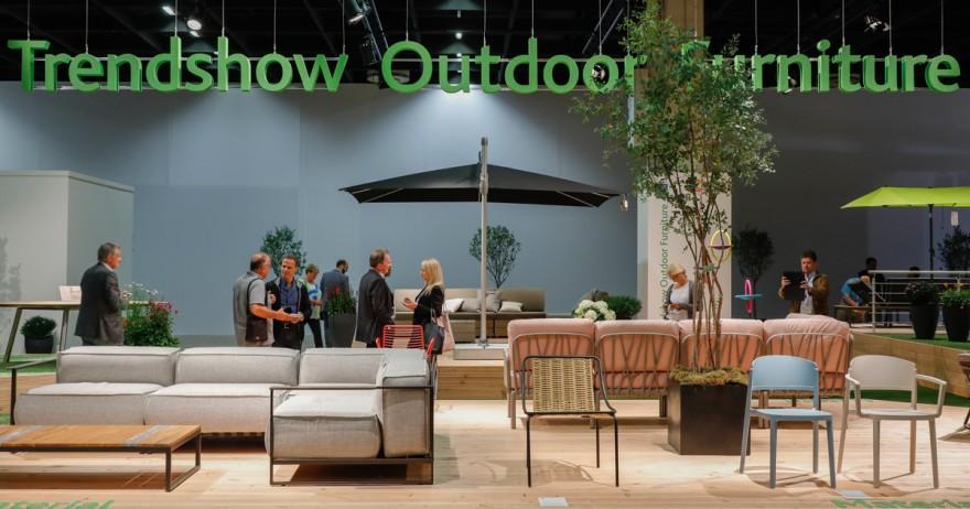 Outdoor Furniture Trend Show & Icons | spogagafa