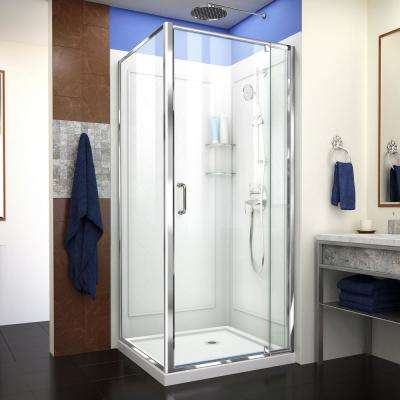 Glass - Corner - Shower Stalls & Kits - Showers - The Home Depot