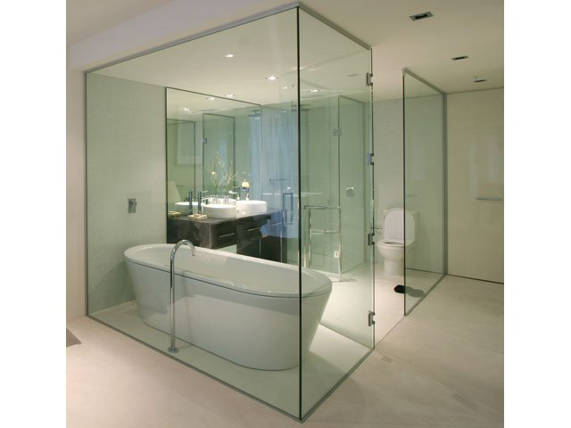 Glass Ennis Clare McMahon Glass - Products & Services - Shower & Wet