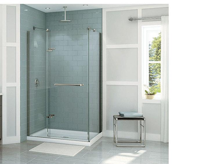 Choosing a Glass Shower Door - Fine Homebuilding