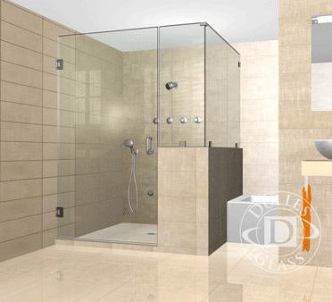 Glass Shower Doors | Dulles Glass