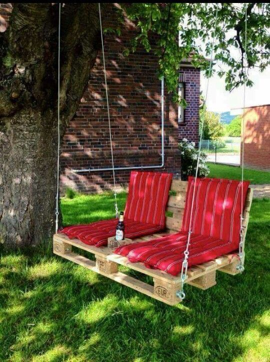 Hollywood swing | garden furniture | Pinterest | Garden, Backyard