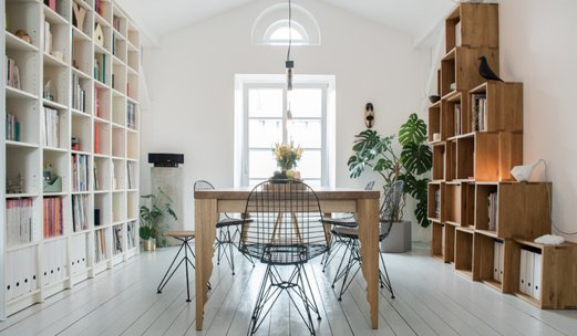 75 Most Popular Home Office Design Ideas for 2019 - Stylish Home