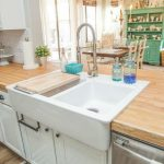 Guide kitchen block – a space-saving solution