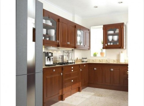 Pvc Modular Kitchen Furniture By Karthik Enterprises   WFM