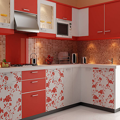 Modular Kitchen Cabinet at Rs 110000 /starting | Sector 63 | Noida