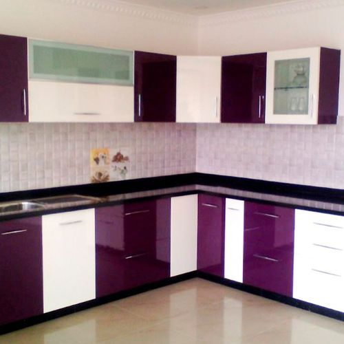 Farnichar Kitchen Popular Pvc Kitchen Cabinet At Rs 700 Square Feet