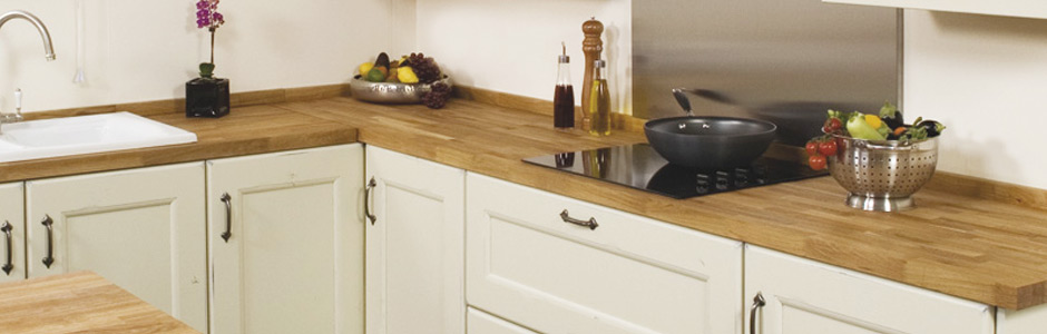 Solid Wood Worktops | Solid Wood Kitchen Worktops