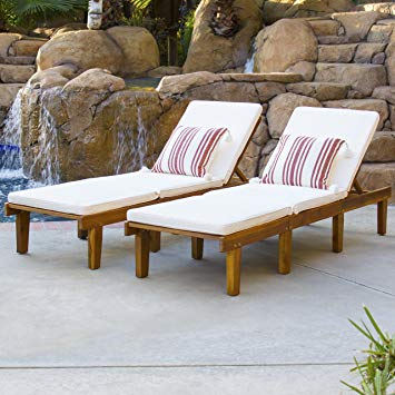 Amazon.com: Best Choice Products Outdoor Patio Poolside Furniture