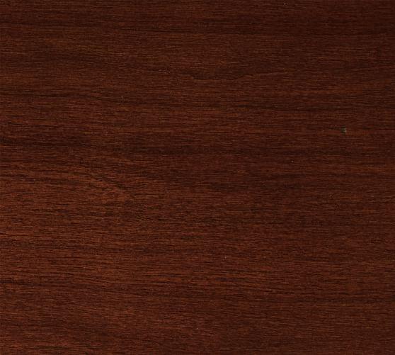 Mahogany Wood Swatch | Pottery Barn