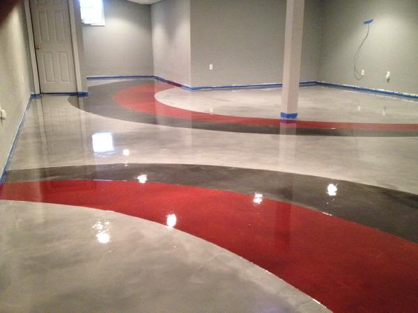 Metallic Epoxy Floor Contractor Vineland, Millville, | NJ 856-466-6777