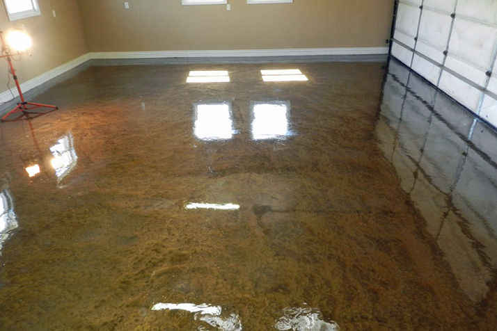 New metallic epoxy flooring a game-changer for business and