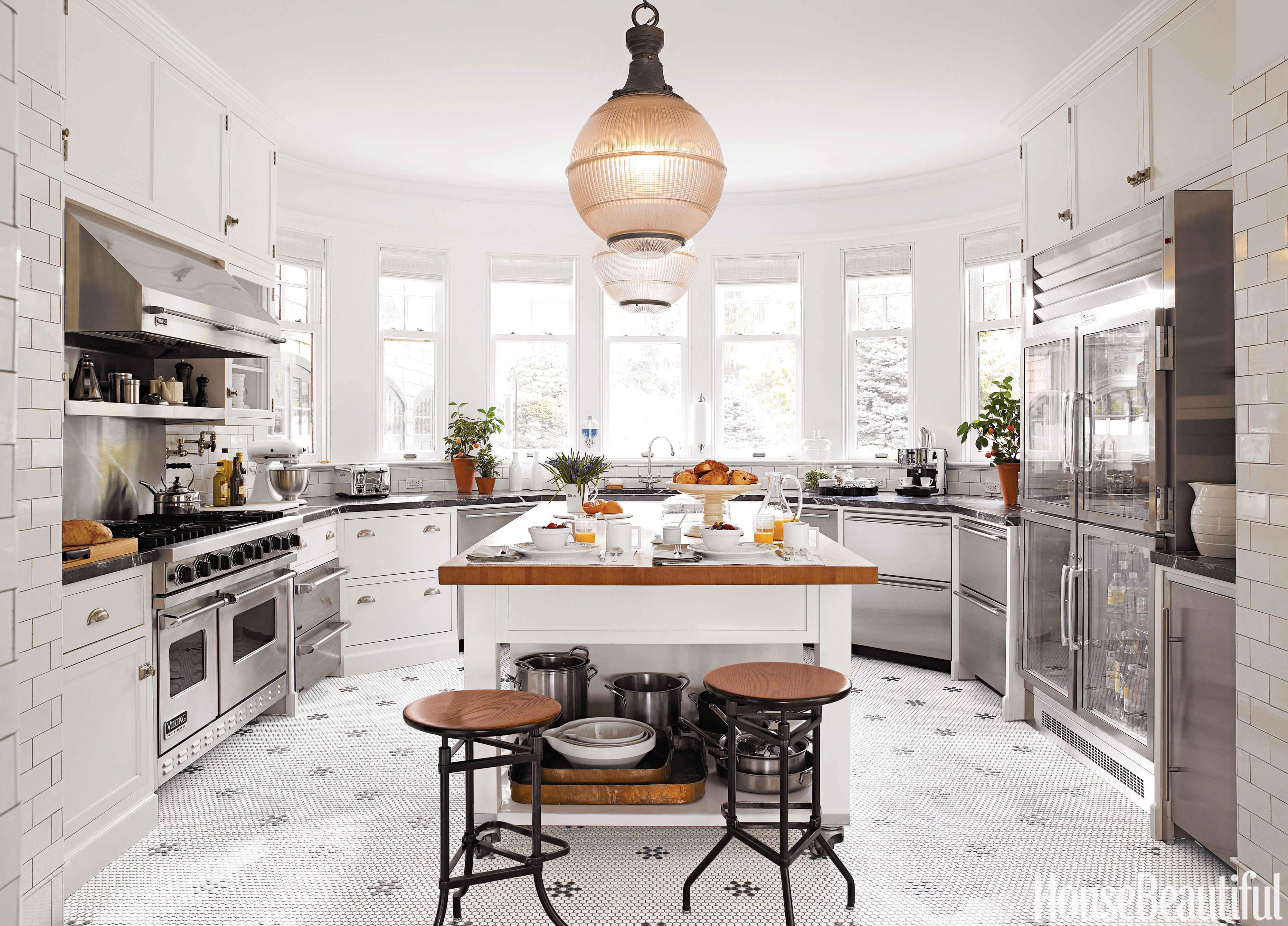 Kitchen of the Year - Modern Country Style - Joan Schindler