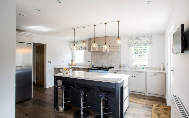 A Modern Country Kitchen | Bespoke Kitchens | Burlanes Interiors
