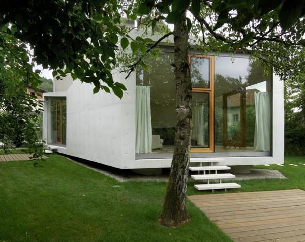 Modern garden house - ujecdent.com