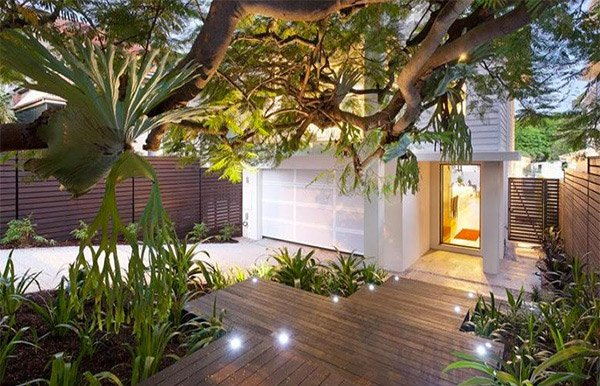 15 Modern Gardens to Extend Your Modern Home's Look | Home Design Lover