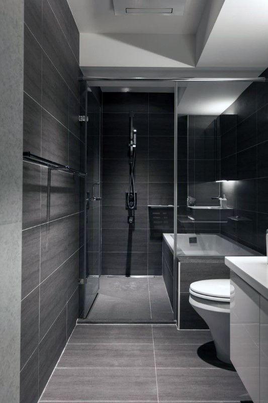 Top 50 Best Modern Shower Design Ideas - Walk Into Luxury