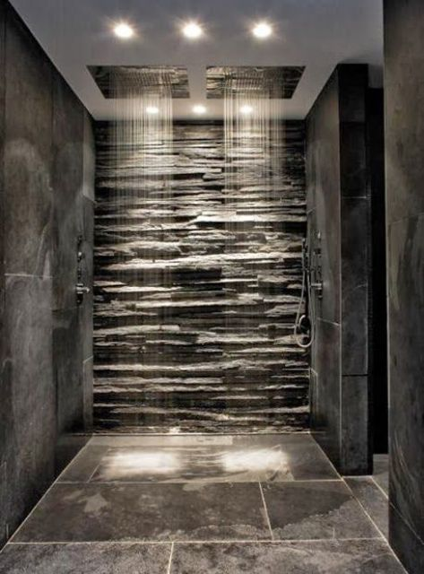 Pin by Micah Hess on dream showers | Pinterest | Modern master