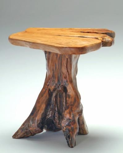 natural wood table | Diy | Pinterest | Natural wood furniture