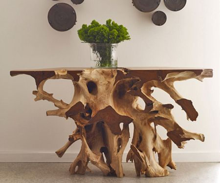 One of the signature pieces in our Contemporary Rustic Collection