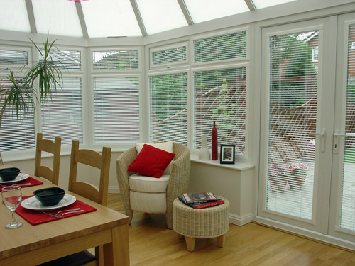 Conservatory Window & Roof Blinds - Galea Sunblinds