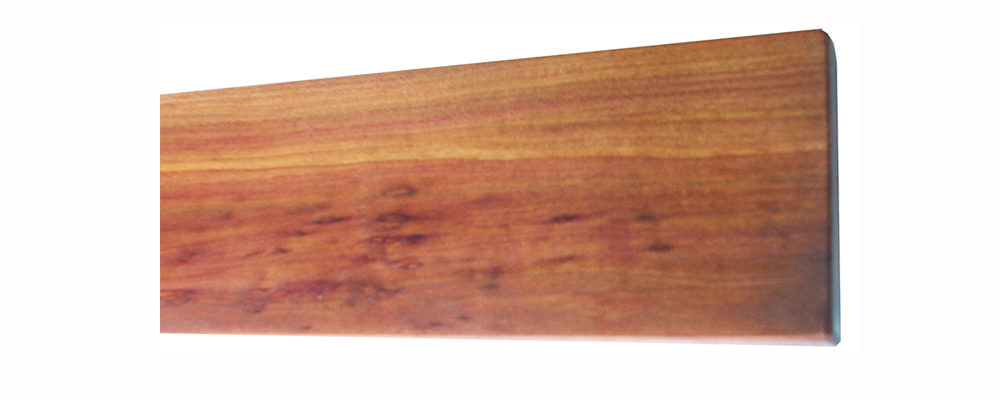 Plum Wood Cutting Board