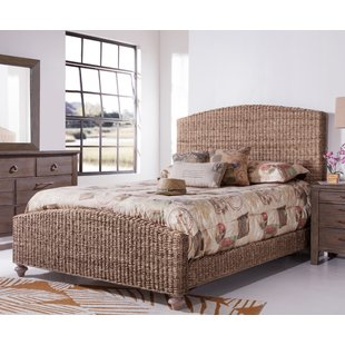 Wicker Beds You'll Love | Wayfair